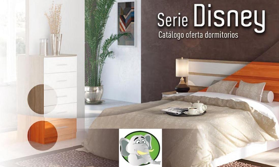 Ver Catálogo Dormitorios Disney