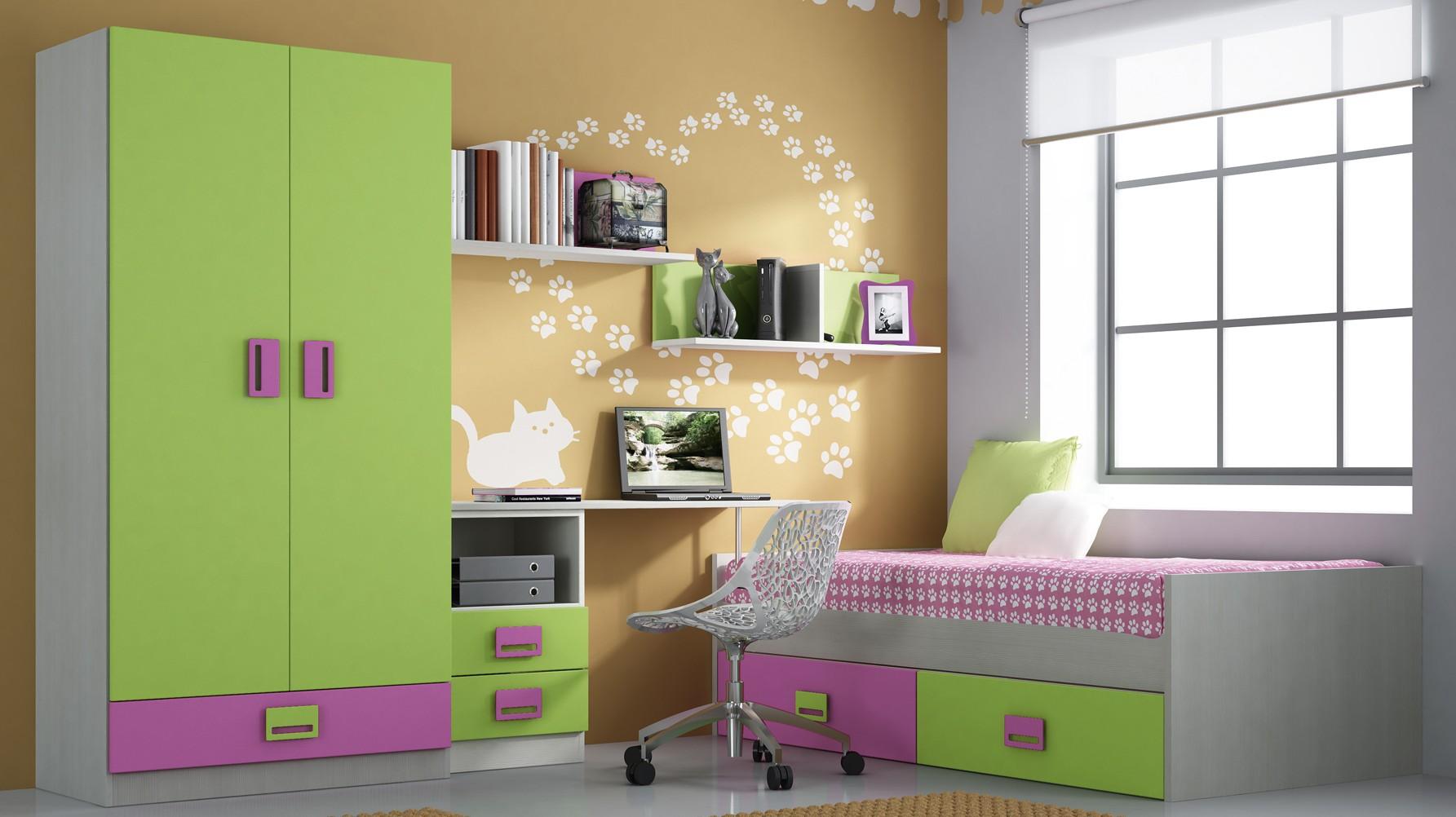 Dormitorios juveniles baratos villalba elefante blanco - Dormitorios juveniles baratos merkamueble ...