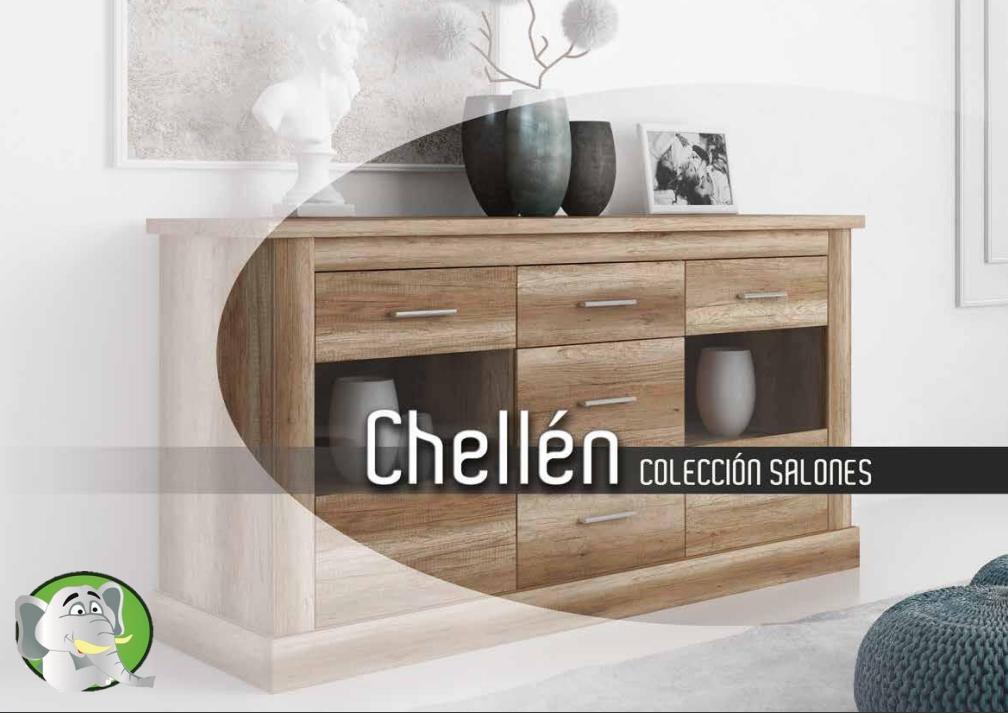 Ver Catálogo Salones Chellén