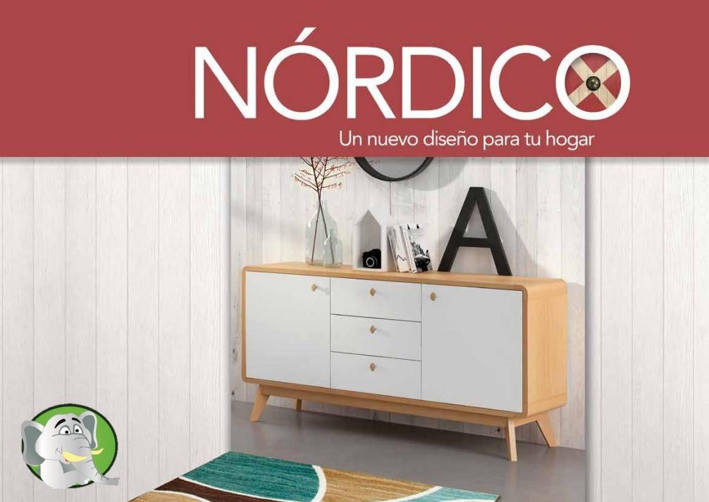 Ver Catálogo Salones Nordico