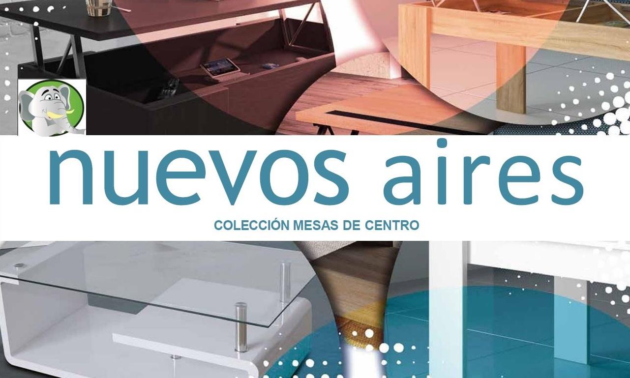 Ver Catálogo Muebles Auxiliares Nuevos Aires