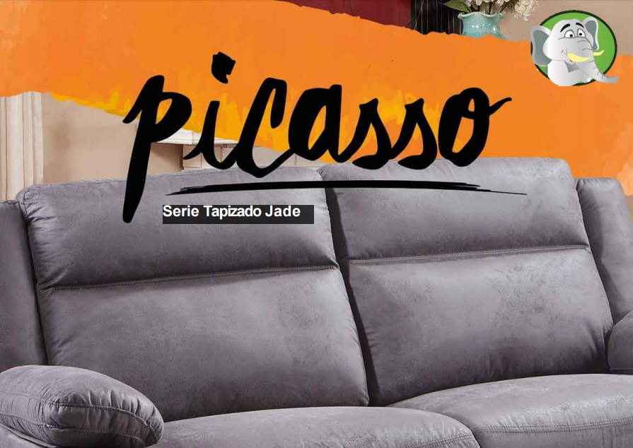 Ver Catálogo Sofás Picasso