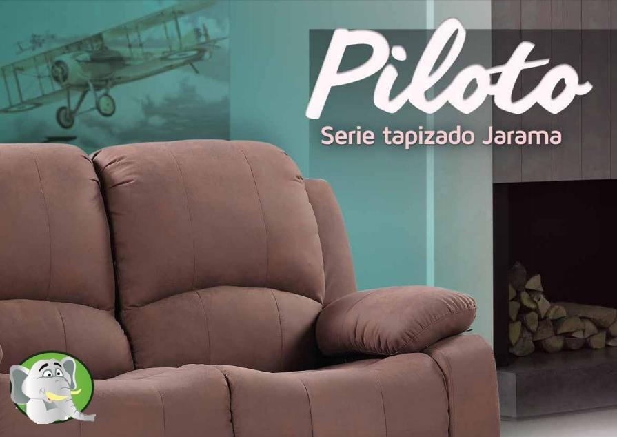Ver Catálogo Sofás Piloto