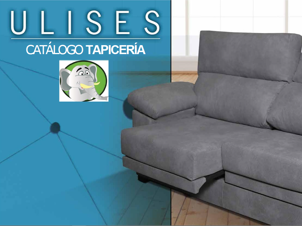 Ver Catálogo Sofás Ulises