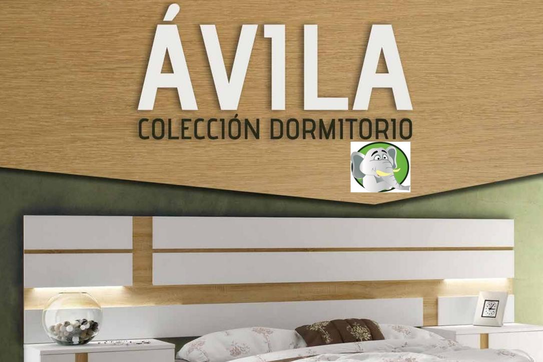 Ver Catálogo Dormitorios Ávila