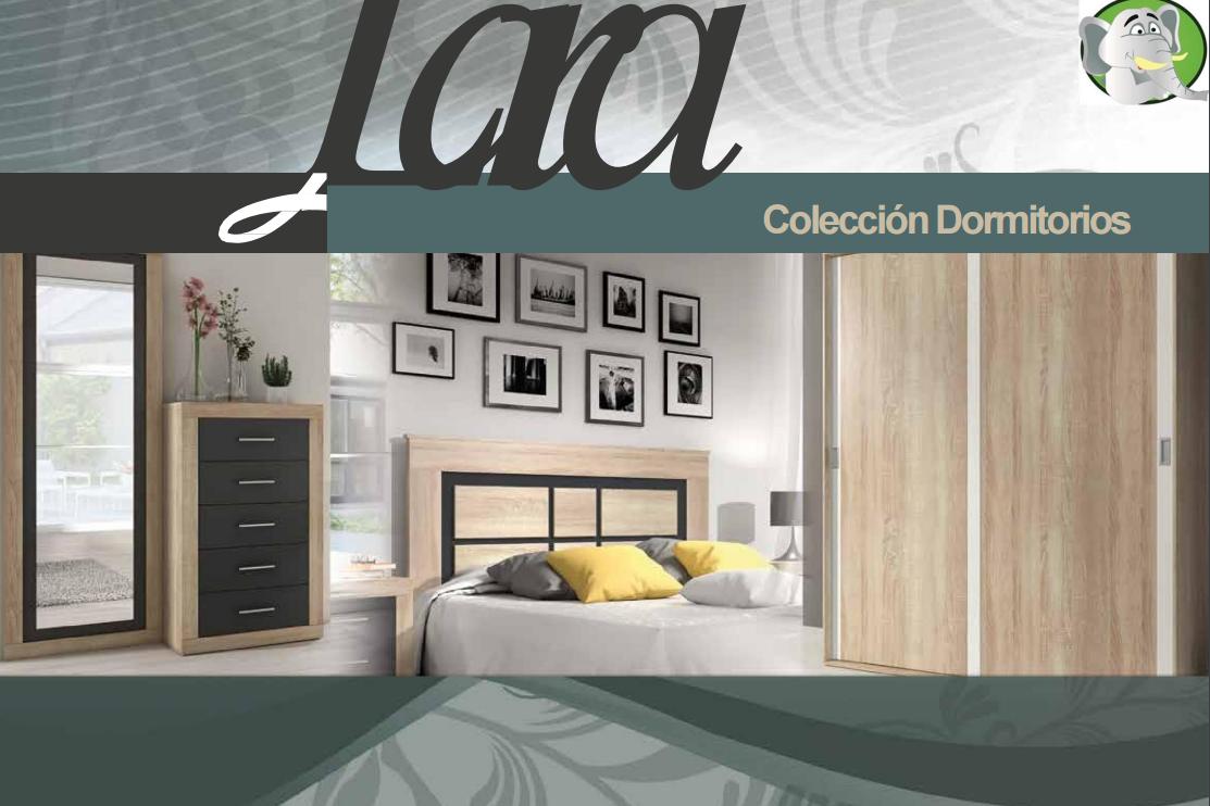 Ver Catálogo Dormitorios Lara