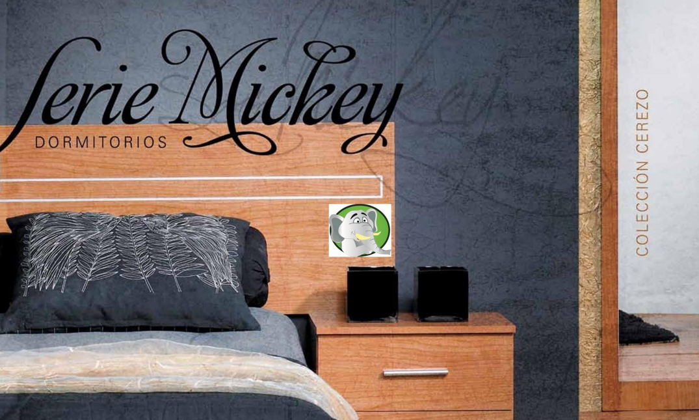Ver Catálogo Dormitorios Mickey