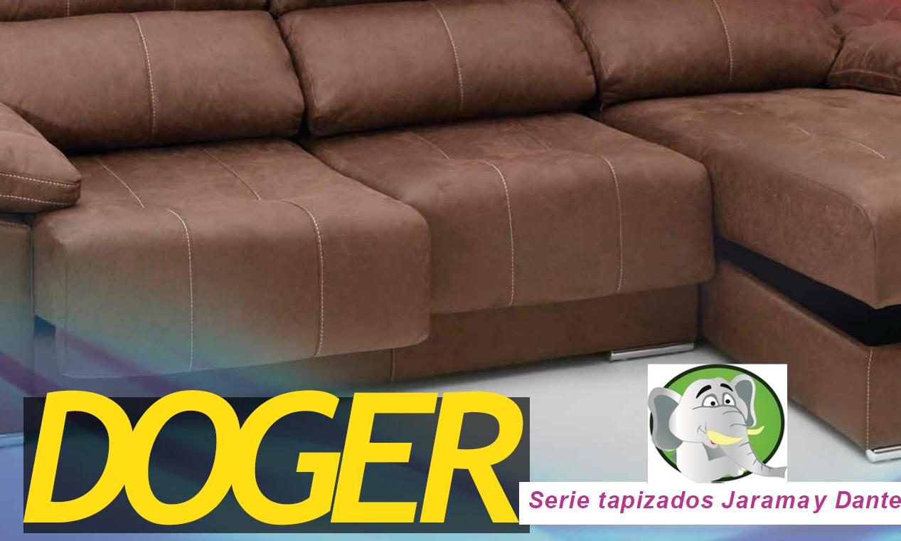 Ver Catálogo Sofás Doger