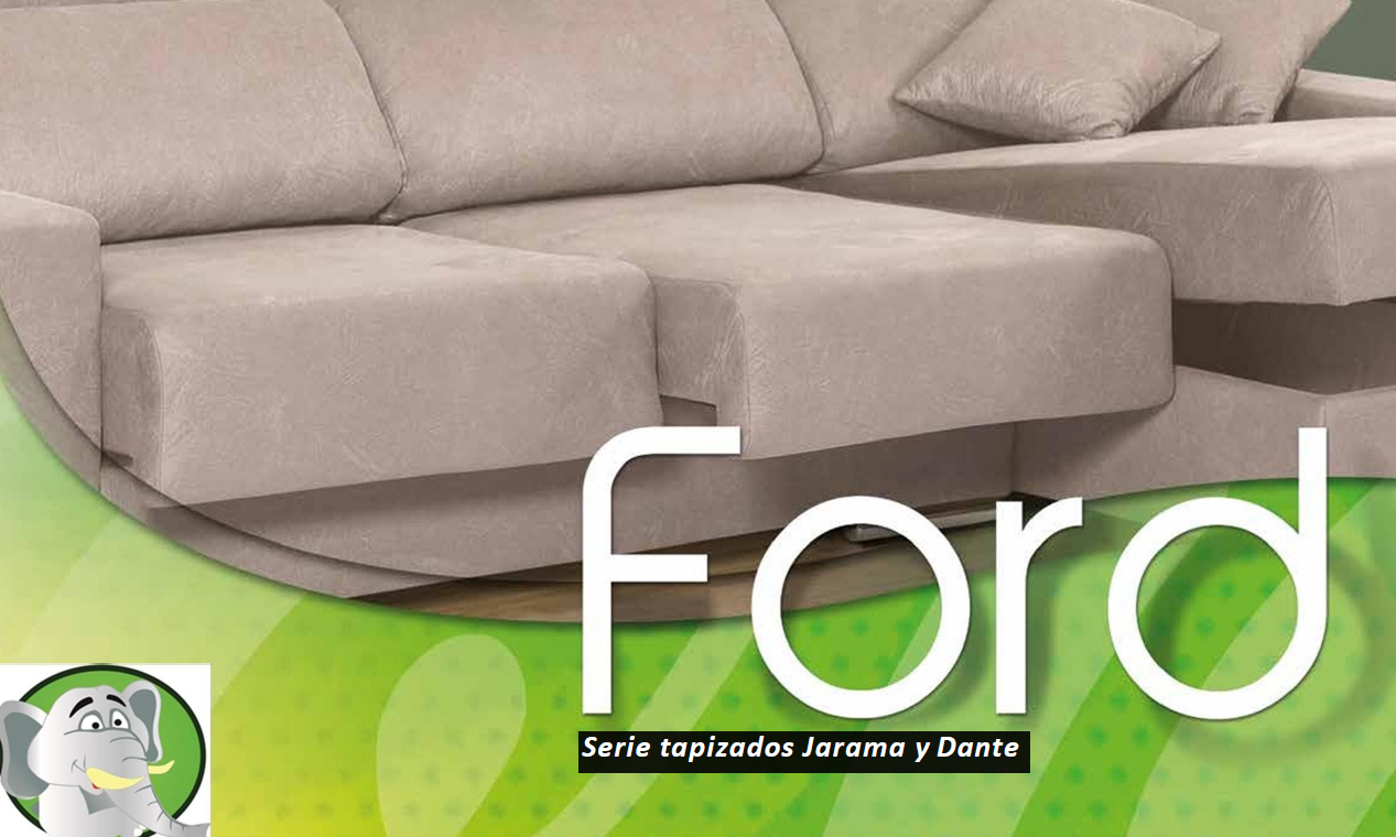 Ver Catálogo Sofás Ford