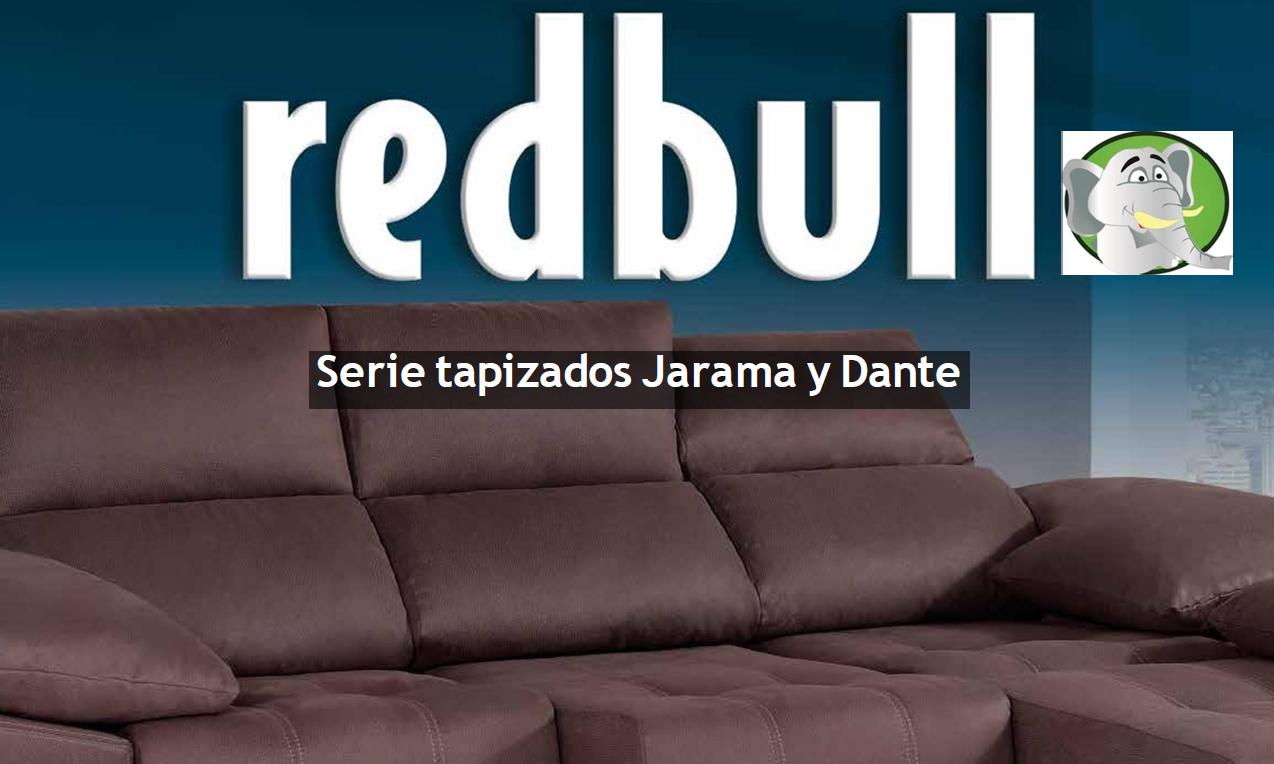 Ver Catálogo Sofás Red Bull