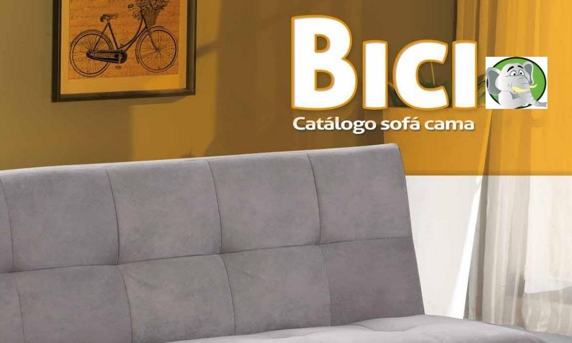 Ver Catálogos Sofás Cama Bici
