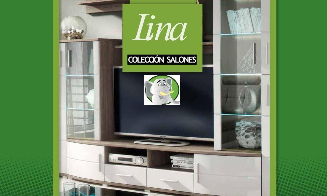 Ver Catálogo Salones Lina