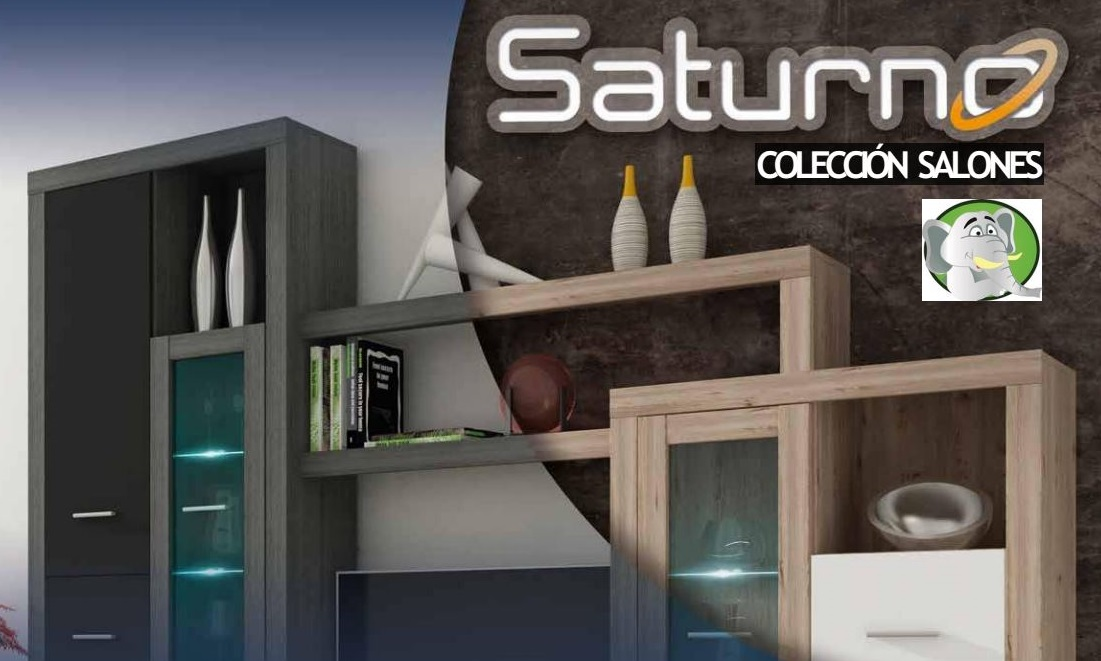 Ver Catálogo Salones Saturno