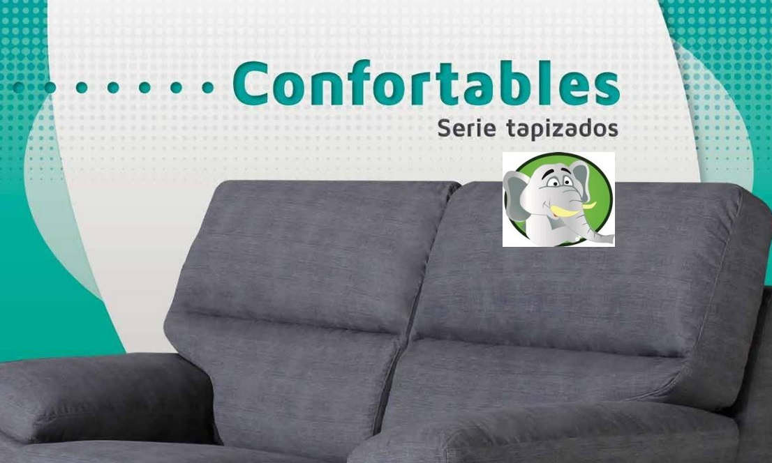 Ver Catálogo Sofás Confortables