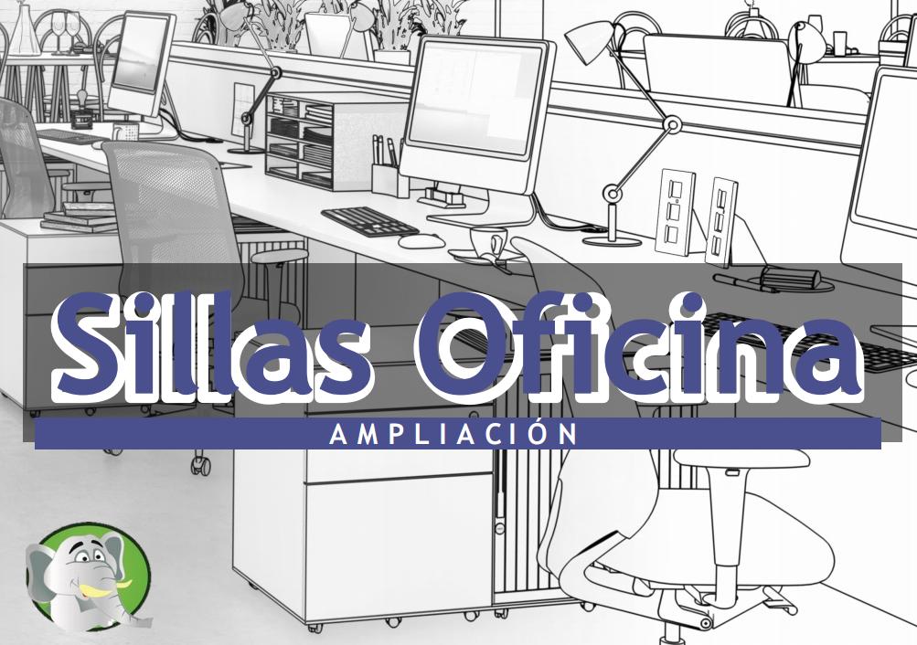 Ver Catálogo Muebles Auxiliares Sillas de Oficina