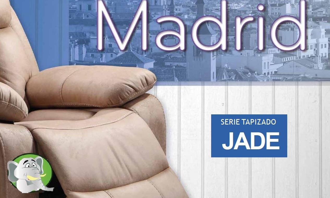Ver Catálogo Sofás Madrid