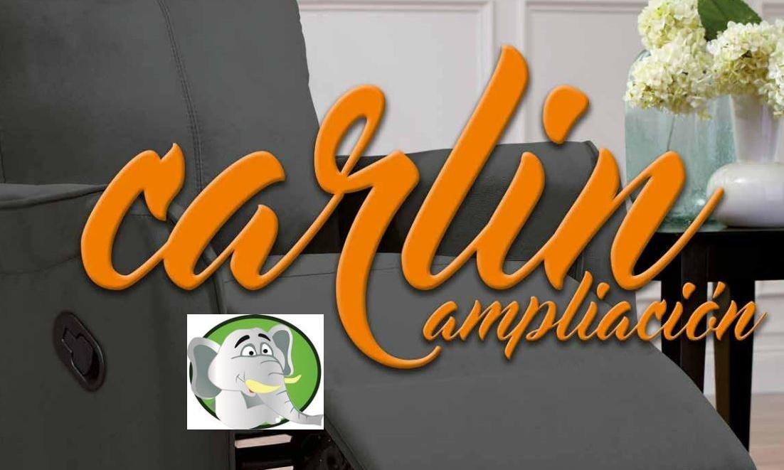 Ver Catálogo Sofás Carlin